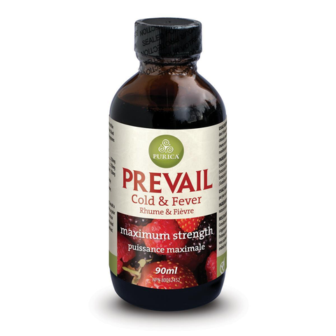 Prevail Cold & Fever by Purica (90ml)