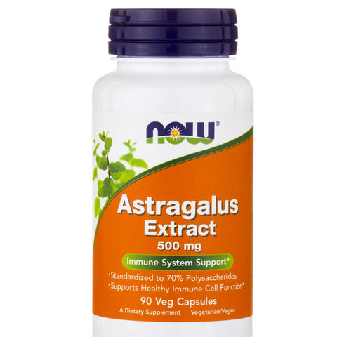 Astragalus Extract 500mg by NOW