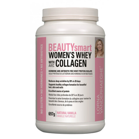 BEAUTYsmart Women's Whey with Collagen by LORNA VANDERHAEGHE
