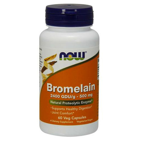Bromelain by NOW