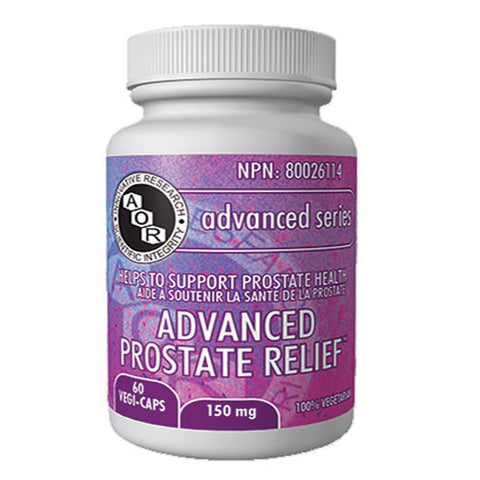 Advanced Prostate Relief by AOR