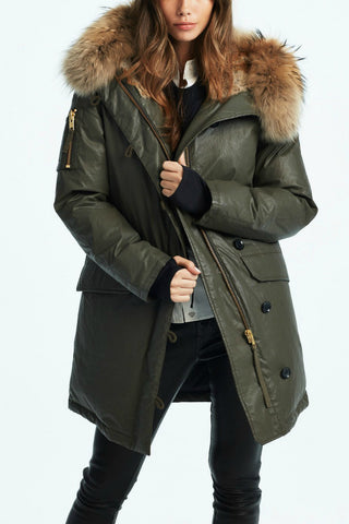 Double Downtown Parka