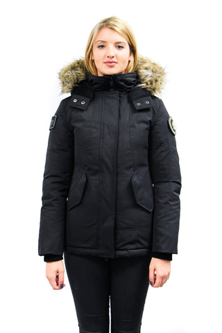 Emma Hip Length Down Jacket