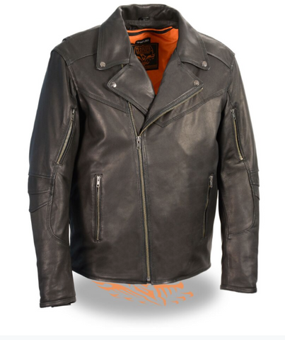 Milwaukee Leather Updated Motorcycle Jacket