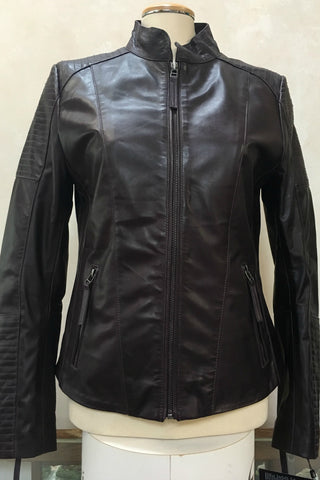 Leather Jacket 30547