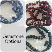 Mini Skinny Bar and Gemstone Set