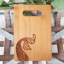 Mermaid Tail Cutting Board