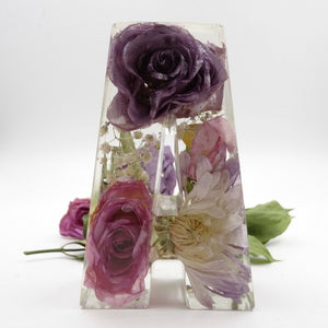 Resin Flower Petal Designs
