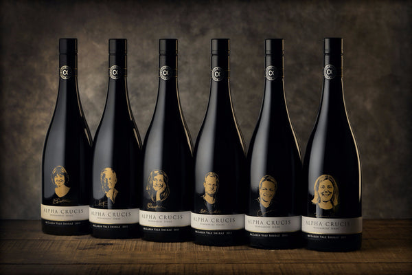 2015 Alpha Crucis Winemakers' Series Shiraz - per 6 pack