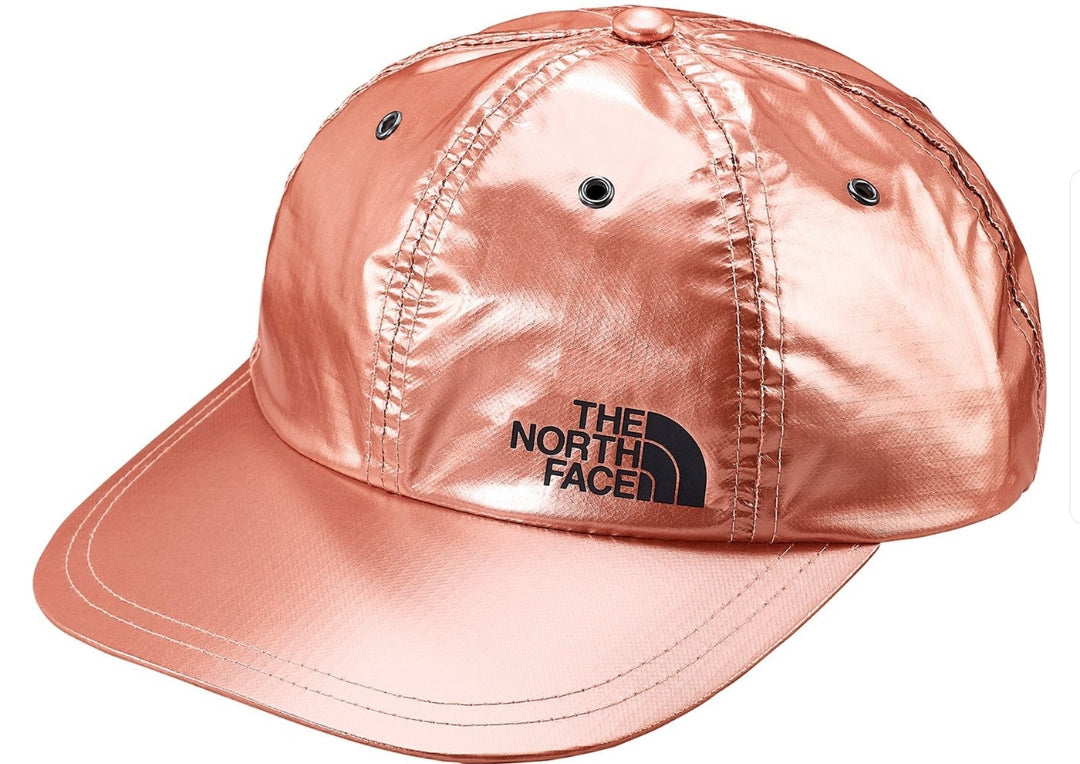 "Supreme × The North Face ""Metallic"" 6-Panel Hat"