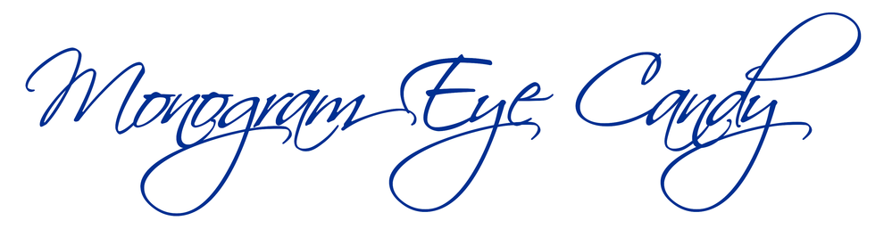 Monogram Eye Candy logo