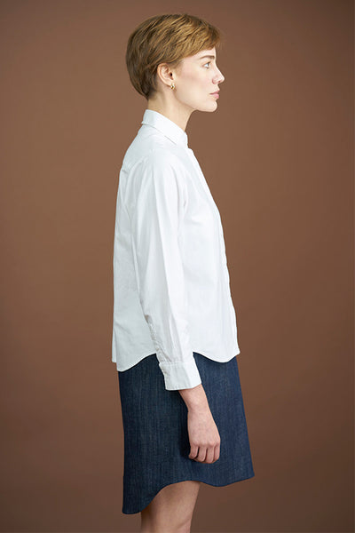 Open-Collar Shirt
