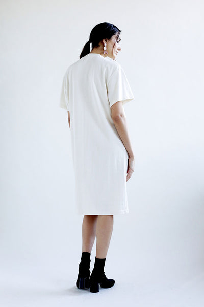 Ruffled Agnes Dress