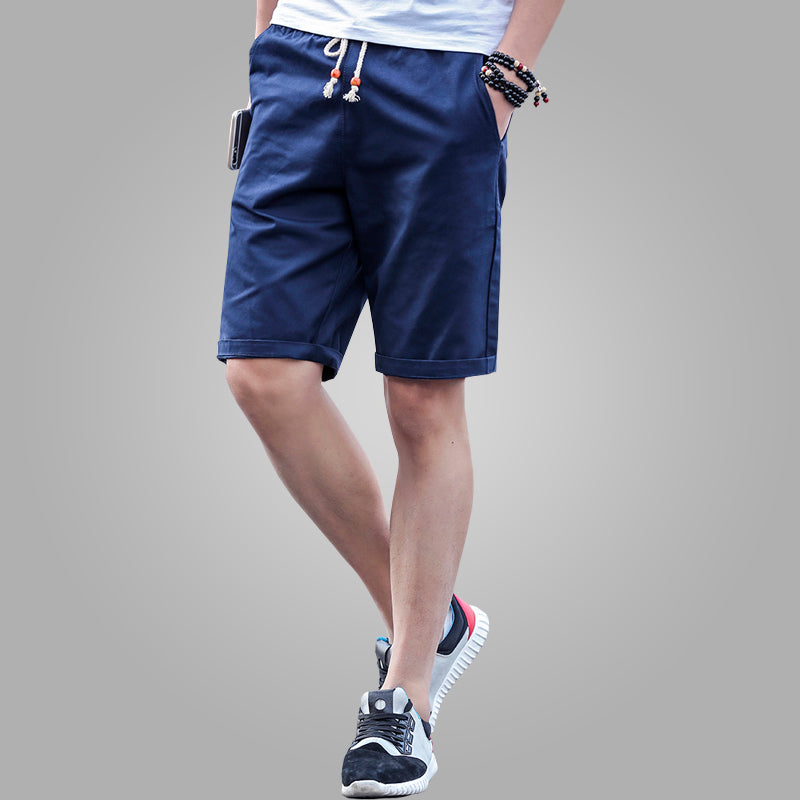 2016 Newest Summer Casual Shorts Men cotton Fashion Style Mens Shorts bermuda beach Black Shorts Plus Size M-5XL short For Male