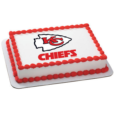 NFL Football Team Edible Cake Cupcake Images