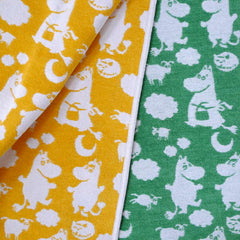 Klippan Organic Cotton Blanket from Sweden, Moomin