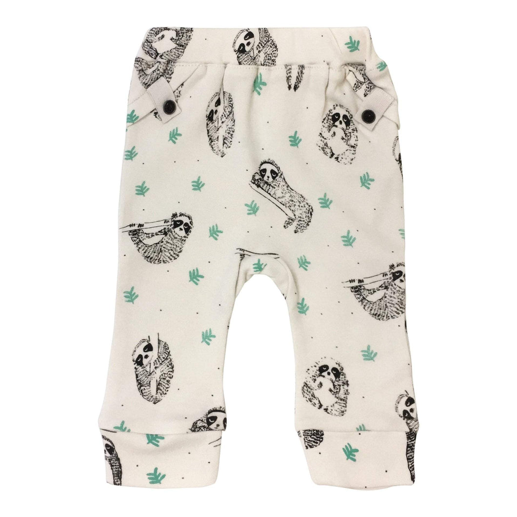straight leg pants | sloth