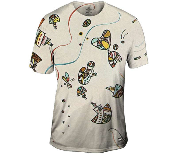 Last Watercolour - Kandinsky Mens T-Shirt