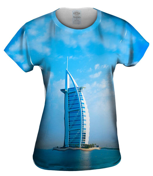 Burj Al Arab Dubai Womens Top