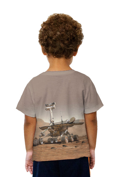 Kids NASA Mars Rover Space Kids T-Shirt