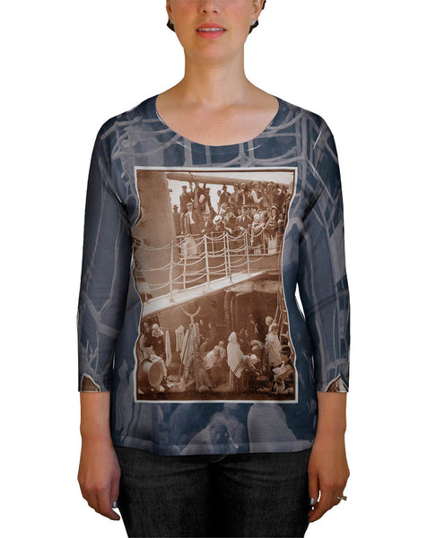 The Steerage Womens Tank Top