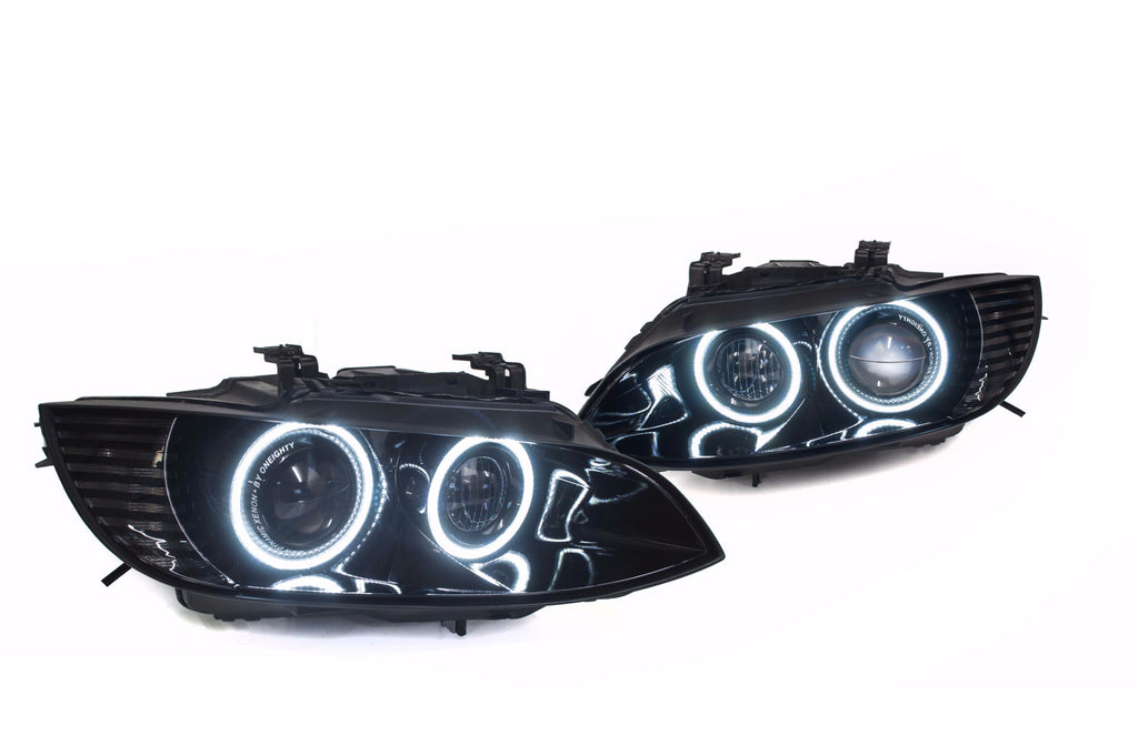 ONEighty - Headlight LED ORB Rings Kit (BMW 3-Series & M3)