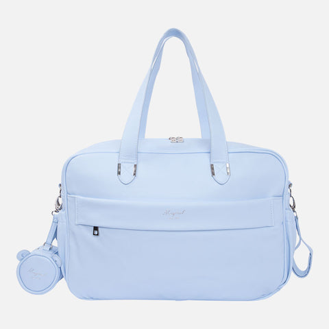 Blue Changing Bag with Dummy Case