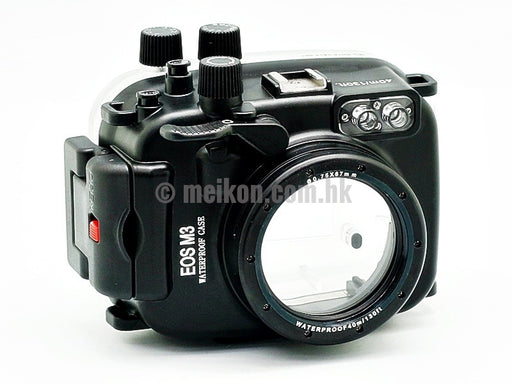 Canon EOS M3 ( 22mm ) 40m/130ft Meikon Underwater Camera Housing