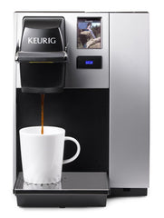 Keurig K150P Commercial Brewing System Pre-assembled for Direct Water Line Plumbing