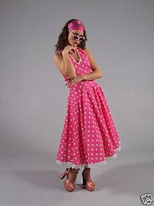 1950's Rock N Roll Dress ~ 14 ~ 16