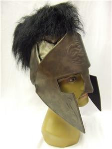 Spartan Helmet ~ Roman Centurion ~ Gladiator ~ Warrior ~ Headpiece ~ 500