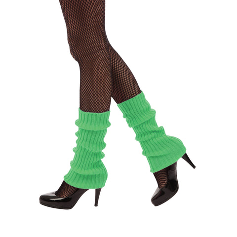 1980's 1990's Neon Leg Warmers - various colours   one size