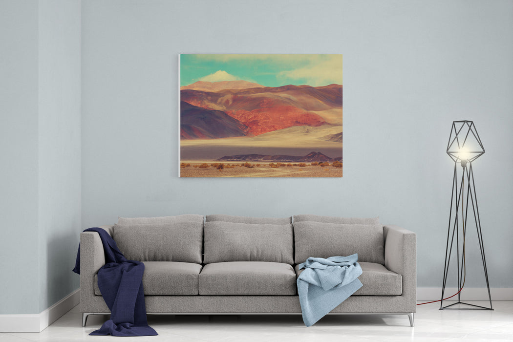 Landscapes Of Northern Argentina Canvas Wall Art Print
