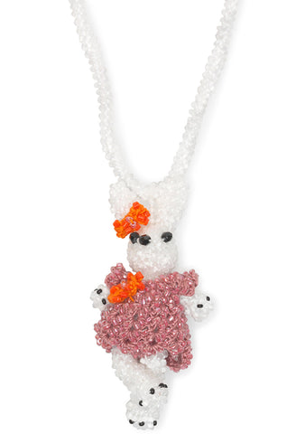 Aprosio & Co. Bunny Necklace