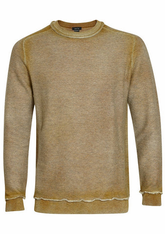 Avant Toi Cashmere And Merino Wool Sweater