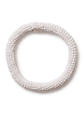 Aprosio & Co. Milk White Bracelet