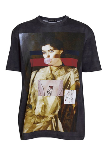 Etro Prined Cotton Tee