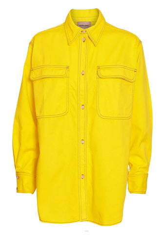 Rachel Comey Yellow Supply Shirt