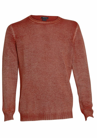 Avant Toi Red Cashmere Sweater SALE