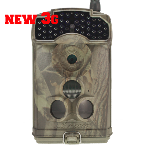 Ltl Acorn Ltl-6310WMGB940 3G Cellular HD Video No-Glow Wide-Angle Trail Camera - Basic Model