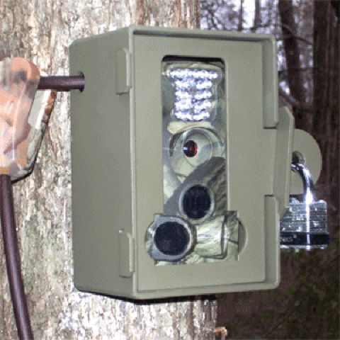 Security Box for 5210 Series Trail Camera - Heavy Duty