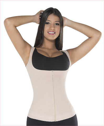 Sport pants plus waist trainer all in one - Skinny style D6000