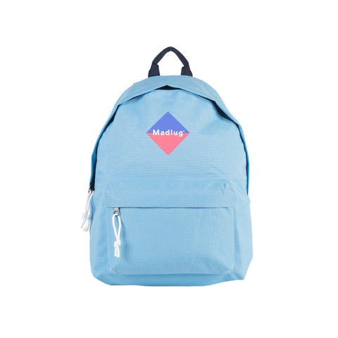 Sky Blue Backpack