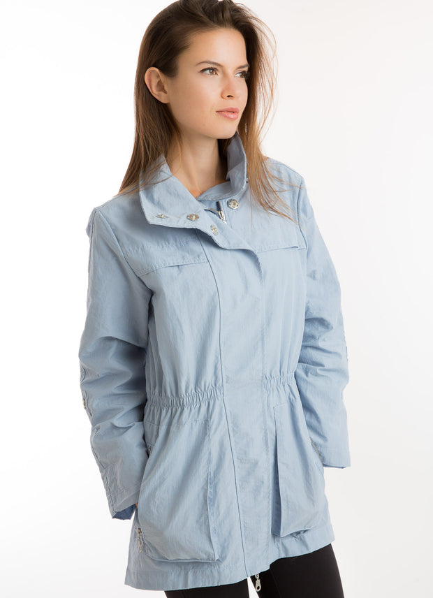 Brunner Blue Anorak Jacket