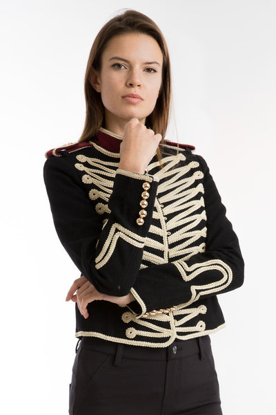 The Pepper Military Jacket