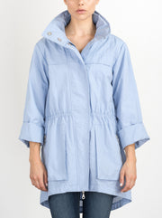 anorak jacket brunner blue