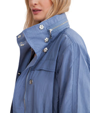anorak jacket oxford blue