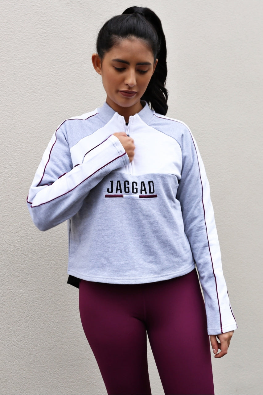 Jaggad Incognito Half-Zip Sweater