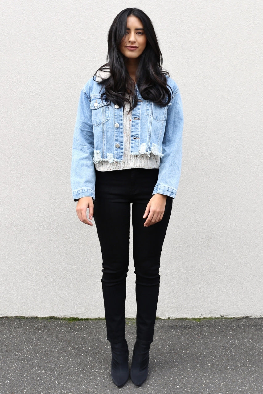 Fields Denim Jacket