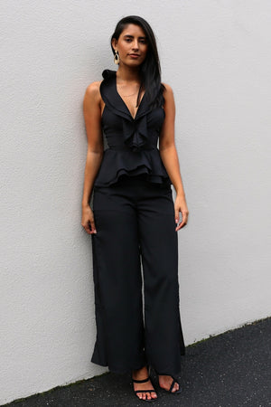 Runaway the label Wild Child Jumpsuit mve boutique